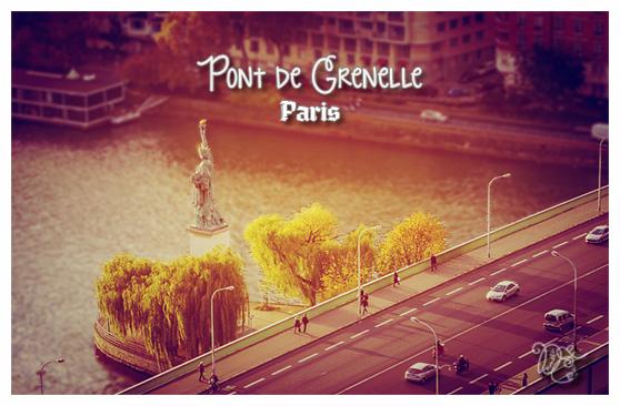 Pont de Grenelle Paris