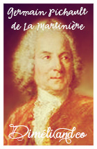 Germain Pichault de la Martinière