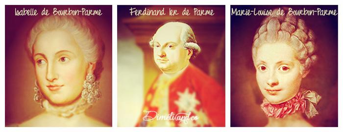 Les petits enfants de Louis XV.