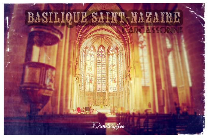 Nef de la Basilique Saint-Nazaire