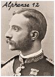 Alphonse XII d'Espagne