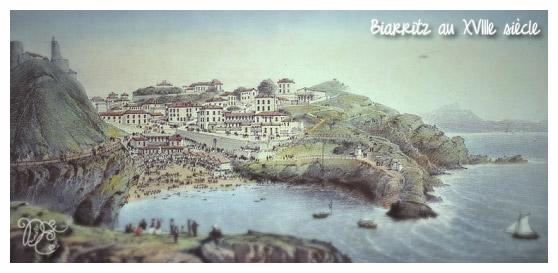 Biarritz au XVIIIe siècle