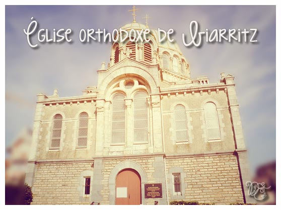 Église orthodoxe de Biarritz