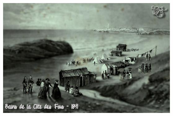 Biarritz en 1841