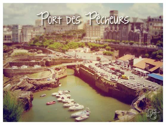 Port des Pêcheurs Biarritz