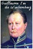 Guillaume Ier de Wurtemberg