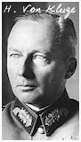 Hans Gunther von Kluge