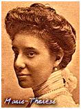 Marie-Thérèse d'Espagne