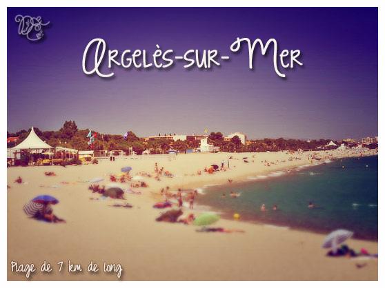 Plage d'Argelès-sur-Mer