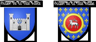 Blason de Carcassonne