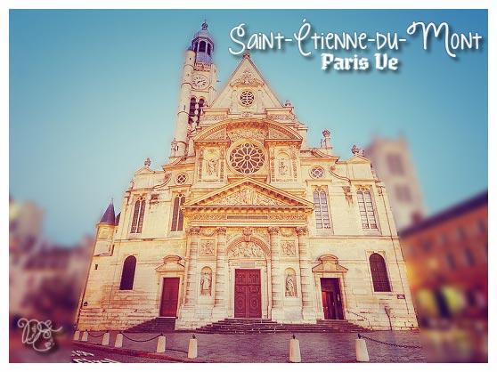 Église Saint Étienne du Mont