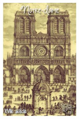 Notre-Dame de Paris au XVIIe siècle
