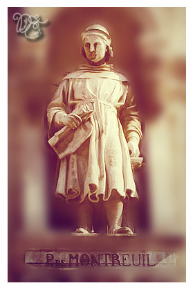 Pierre de Montreuil