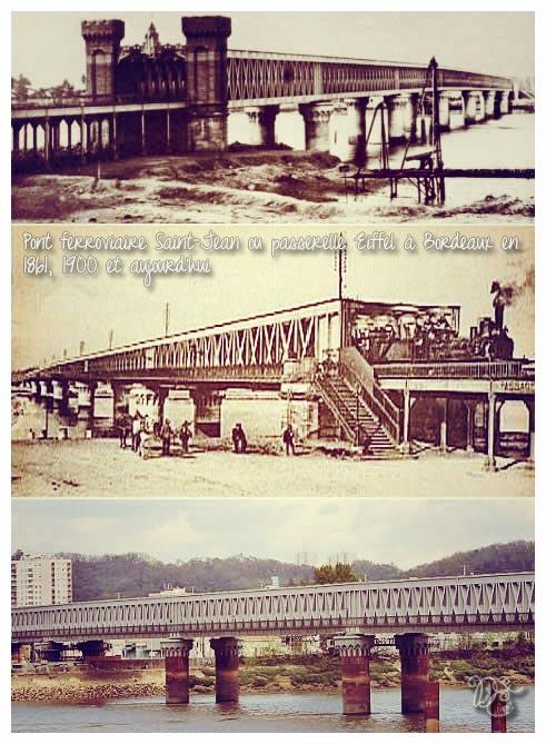 Pont ferroviaire Saint Jean