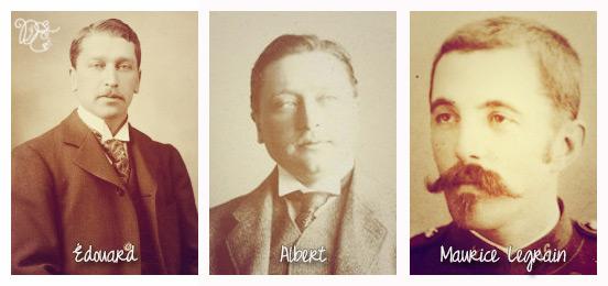 Les fils de Gustave Eiffel
