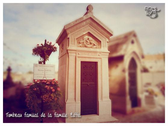Tombe de Gustave Eiffel