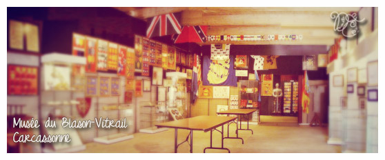 Musée du Blason Vitrail