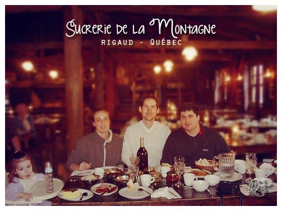 Céline, Élisabeth, Dimitri et Frank Septembre 2003