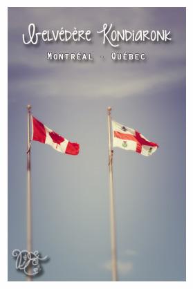 Belvédère Kondiaronk, Montréal