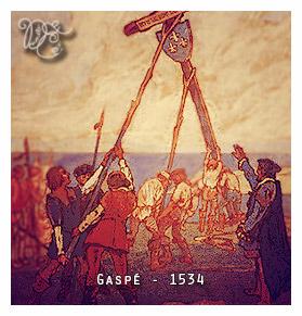 Gaspé, 1534
