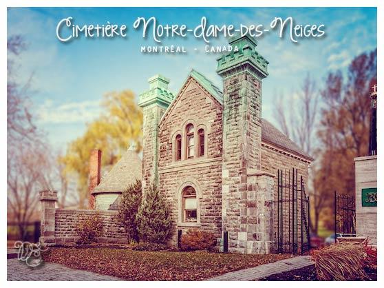 Cimetière Notre-Dame-des-Neiges, Montréal