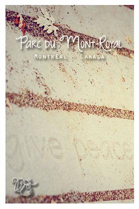 Parc Mont-Royal, Montréal