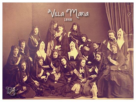 Villa Maria en 1868, Montréal