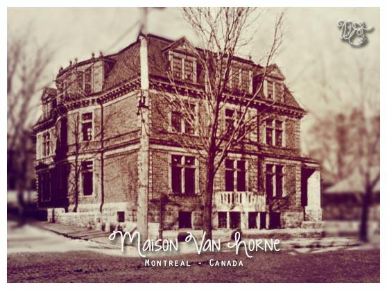 Maison Van Horne, Montréal