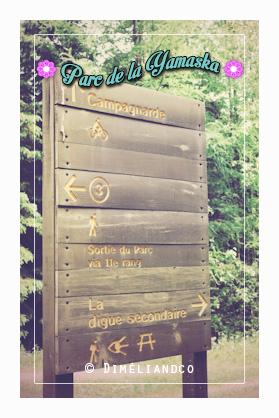 Parc de la Yamaska