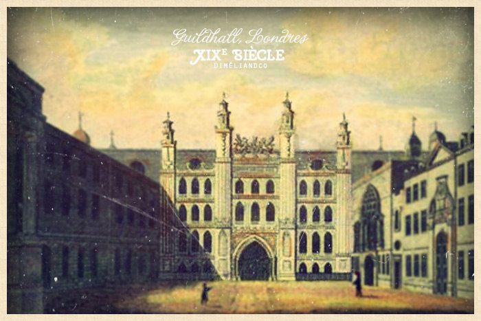 Guildhall, Londres