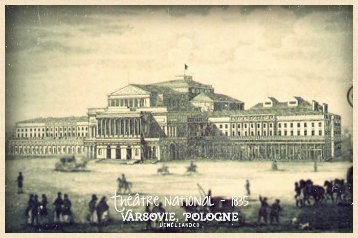 Théâtre national de Varsovie