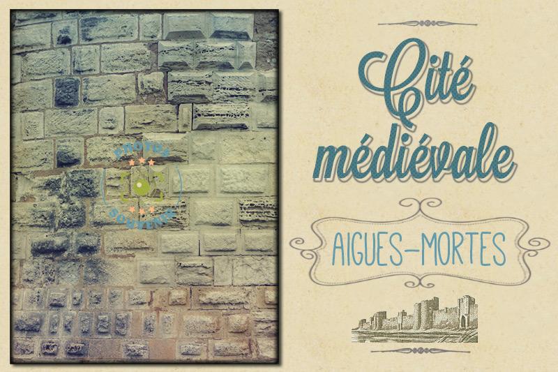 Cité médiévale d'Aigues Mortes